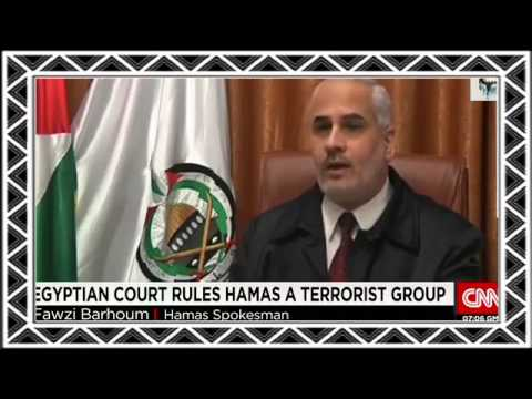 Egyptian court rules Hamas a terrorist group