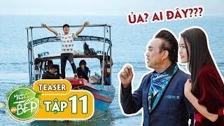 Teaser #11 | Mười Khó phấn khích vì bất ngờ hội ngộ Chí Tài nơi đất khách | Muốn Ăn Phải Lăn Vào Bếp