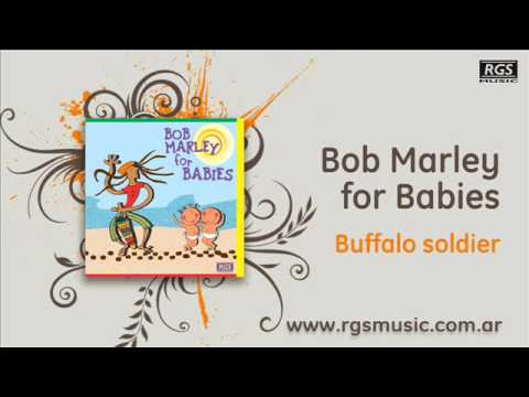 Bob Marley for babies - Buffalo soldier