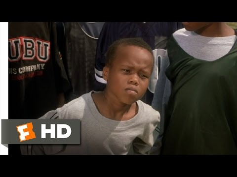 Hard Ball movie clips: http://j.mp/1LoqfId BUY THE MOVIE: http://j.mp/KRRQQJ Don't miss the HOTTEST NEW TRAILERS: http://bit.ly/1u2y6pr CLIP DESCRIPTION: G-Baby (DeWayne Warren) gives Conor...