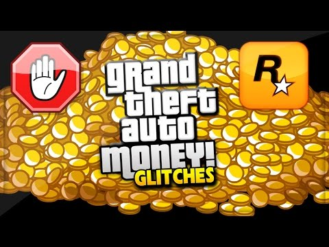GTA 5 Online Money Glitch & RP WARNING! (PLEASE SHARE ROCKSTAR GAMES NEWS)