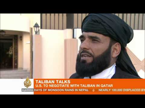 US to hold direct peace talks with Taliban