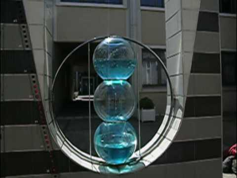 Clepsydre  Water Clock