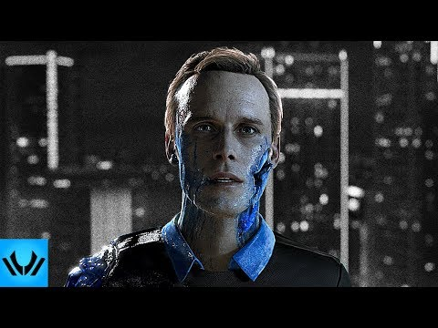 """DETROIT: BECOME HUMAN SONG ► """"Minus Human"""" 