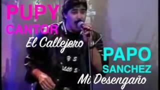 Pupy Cantor y Papo Sanchez en Panama - Promo