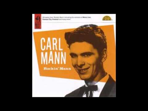 I Can't Forget  -  Carl Mann