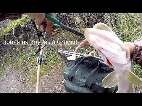ловля на струну видео