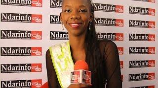 Ndèye Marième NDIAYE, Miss Saint-Louis 2015