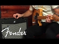 The All New Fender® Mustang™ Amplifier Series | Tutorial | Fender