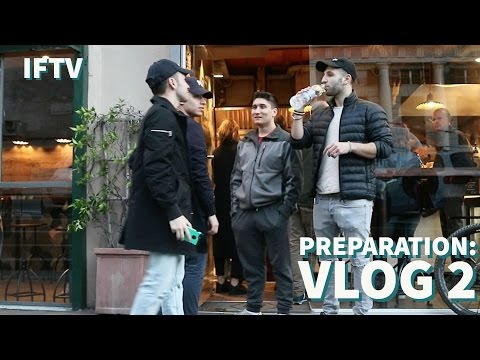 Making IFTV  Preparation: Vlog 2