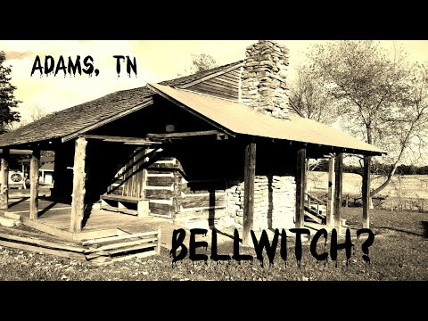 BELL WITCH - ADAMS TENNESSEE TOUR