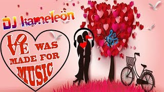 Download Lagu Dj Kameleön Love Was Made For Music Lyric Video Electro Dance Pop 2018 Mp3