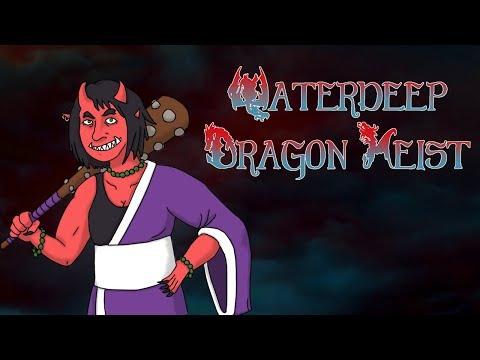 Waterdeep: Dragon Heist Ep 2 - Volos Reward