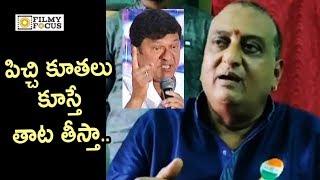 Prudhvi Raj Shocking Comments on Rajendra Prasad over TFI Biggies Meet with Jagan