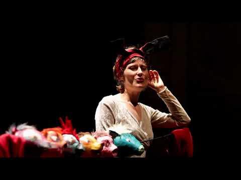 Clélia Tavoillot -  Conteuse, Cie L'oiseau lyre