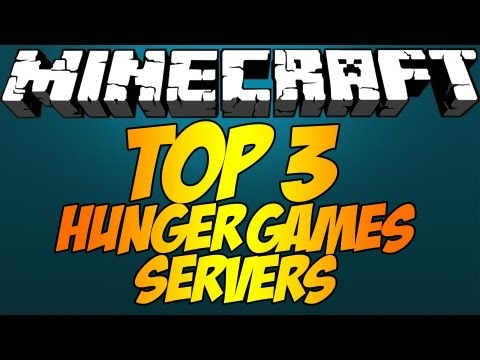 Minecraft   Top 3 Hunger Games Servers of 1.7.9