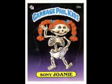 Garbage Pail Kids Series #1