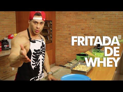 MONSTRO NA COZINHA - Fritada de Whey