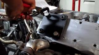 Northstar Engine Drilling and Tapping (Stud kit) - Head Gasket/Bolts Repair