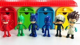 Play and Learn Colors With PJmasks | Jack Jack Toy Review