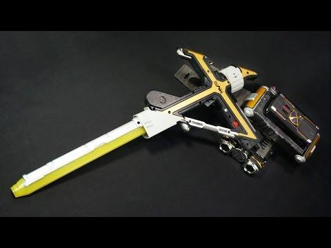 仮面ライダー 555ファイズ カイザブレイガン Kamen Rider 555 Kaixa Bladegun video