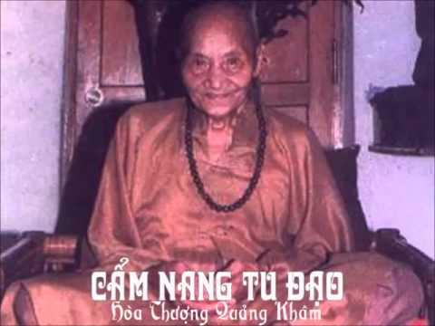 Cẩm Nang Tu Đạo [Audio]