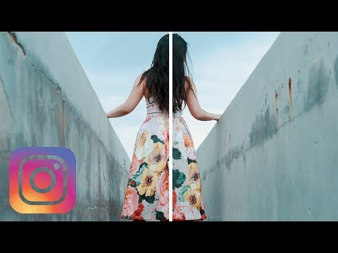 How To Split Images For Instagram / Seamless Multi-Post Tutorial