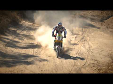 Preparing for the Dakar Rally - Cyril Despres - The Road to Dakar