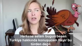 Yabancıların Gözünden - Türkiye Hakkında! Victoria Flamel! #04