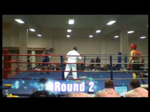 Ben Capps - Amateur Fight Highlights - Shadow's Gym Eltham