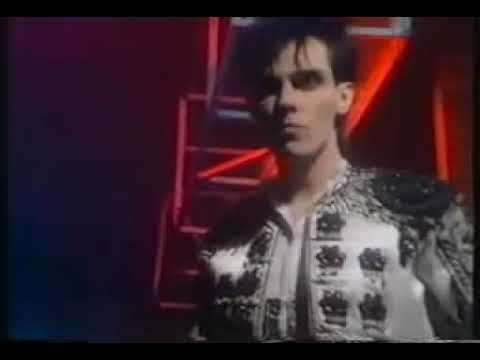 Bauhaus - Lagartija Nick (Top of the Pops)