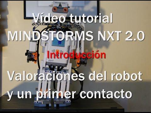 Introducción Al Lego NXT 2.0  (programming - Programación)