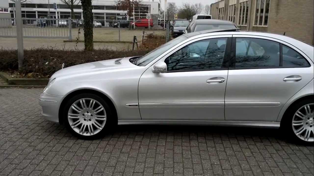 Mercedes Benz W211 E280 3 0 V6 Cdi 2007 4 Matic Avantgarde