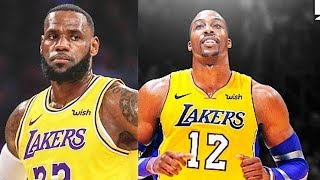 LeBron James WARNS Dwight Howard About Joining Lakers (Parody)