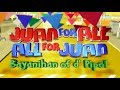 Eat Bulaga October 5 2017: Juan For All All For Juan Sugod Bahay Live