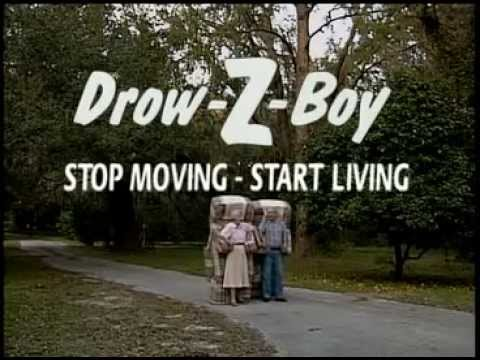 Dana Carvey Show - Drow-Z-Boy