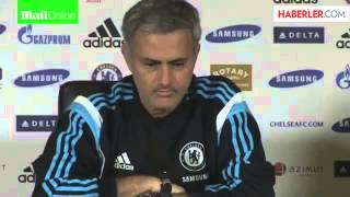 Jose Mourinho Arsenaln Galatasaray Galibiyetiyle D