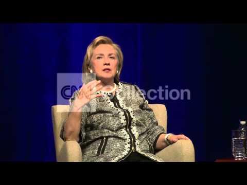 DC:HILLARY CLINTON:IRAQ-MALIKI PROBLEM