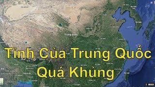 Một Tỉnh Của Trung Quốc Lớn Cỡ Nào | Khám Phá Trung Quốc | Cường Lê tv #59