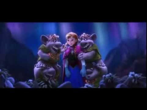 Frozen 2013 - Fixer Upper Song