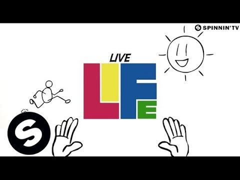 Nick Double & Sam O Neall - Live Life (Official Lyric Video)