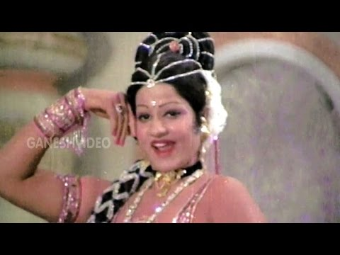 Gandharva Kanya Songs - Are Are Pattukupotha - Jayamalini, Rajanala video