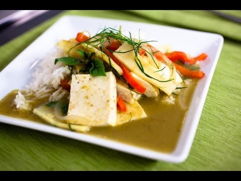 Chef Jet Tila and Chef Daniel Green Make A Thai Curry I Recipe Rehab I Everyday Health