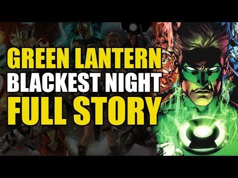 Green Lantern Blackest Night: Full Story thumbnail