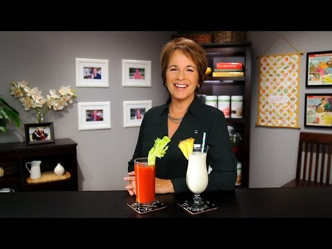 How to choose low-calorie cocktails | Herbalife Healthy Eating Advice