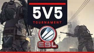 ESL September CUP - Round 1 GM 2  - Black Squad Cup Gameplay AK12 - Brooklyn.