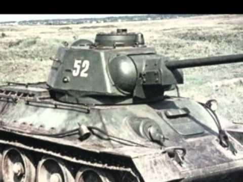 Дуэль т-34 & Пантеры.mp4