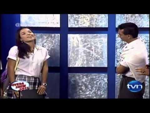 Ricardo Serrano - El Compa (Actuando como El Estudiante Raka y el Yeye)