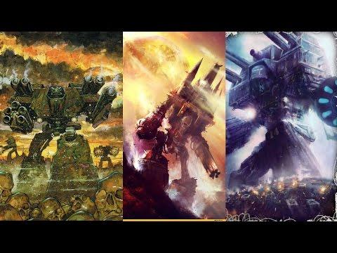 Warhammer 40,000 (Титаны Империума)