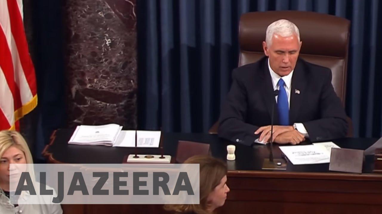 US: Senate votes to debate Obamacare repeal
